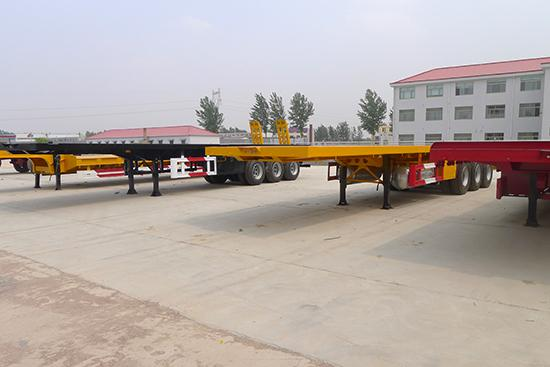 china chengda trailer manufacturer, good price semi trailers