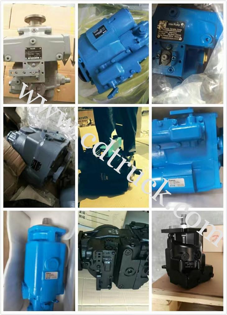 concrete mixer truck eaton pump and motor.jpg