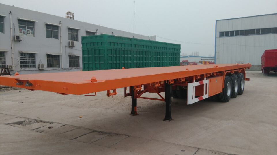 Why customers are more like to choose our 3axle flatbed trailer.jpg