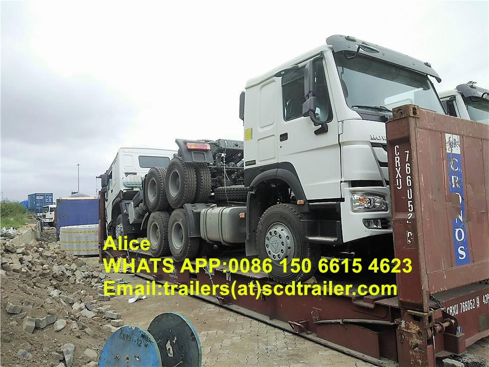 10uits tractor truck to nigeria (1)_副本