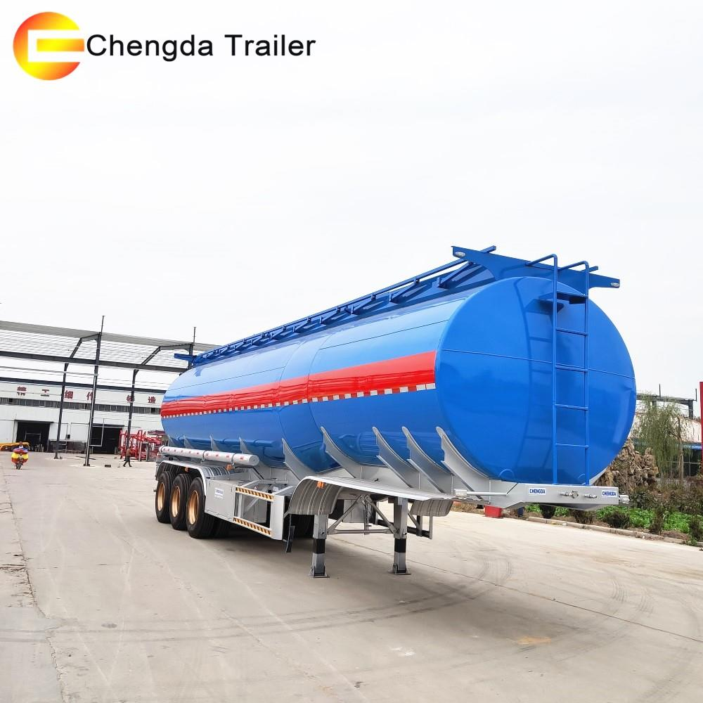 blue fuel tank trailer (8)