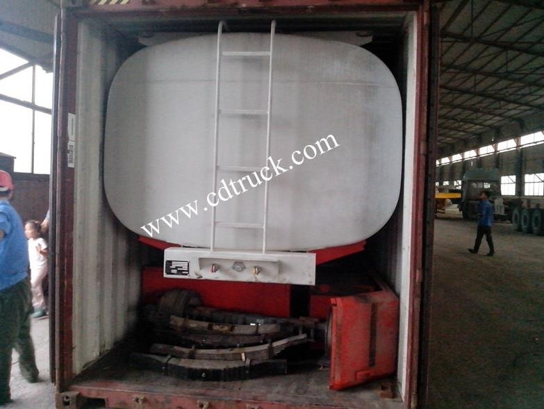 aluminum tank trailer price