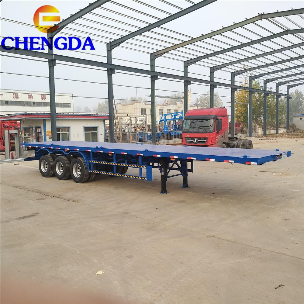 flatbed semi trailer (33)