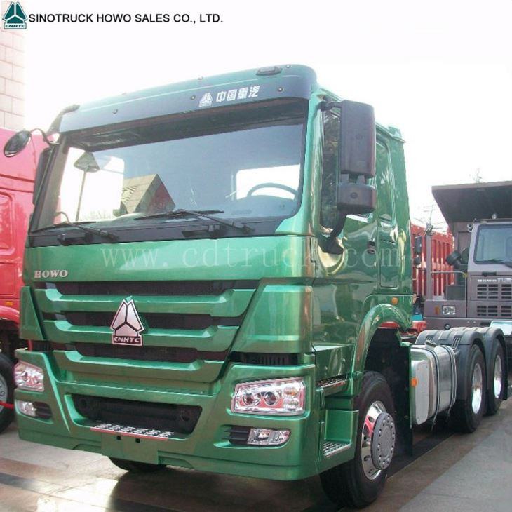 China Jinan SINOTRUK Diesel 371HP 420HP Tractor Truck HOWO 10 Tires Trailer Head Truck Prices
