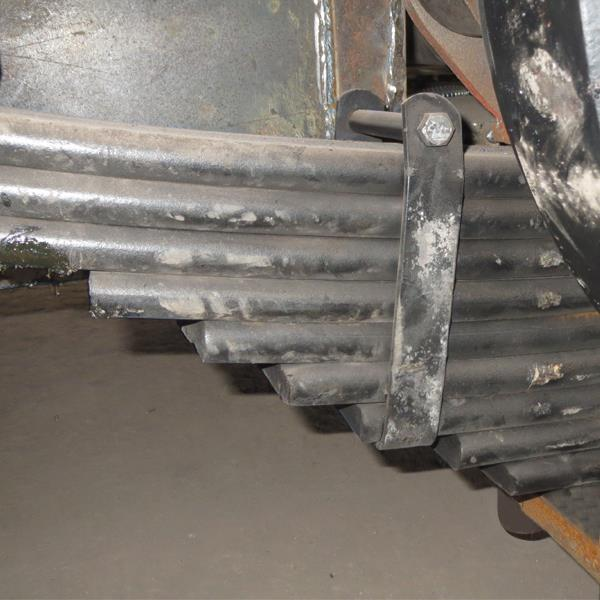 Truck and Trailer Mechanical Leaf Spring Suspension