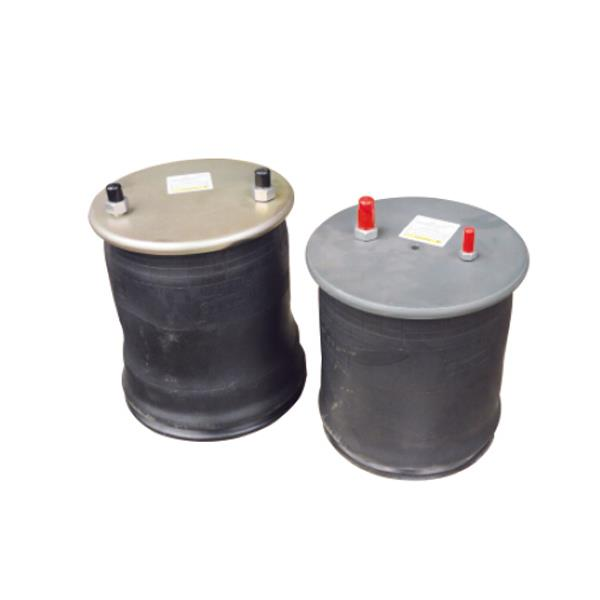 Truck and Trailer Air Bag Suspension