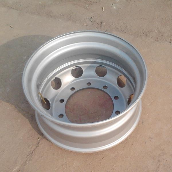 Rims and Tires for Trucks and Trailers