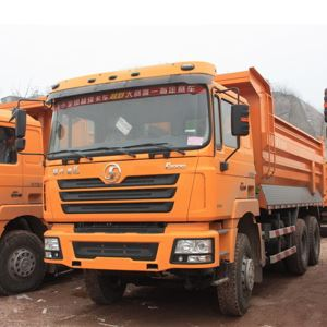 SHACMAN 6X4 HOWO 371HP Ten Wheeler Dump Truck Dumper Tipper