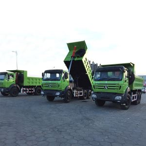 BEIBEN 6X4 Cheap 371HP 10 Wheel Commercial Sand Tip Tipper Tipping Dump Truck Price