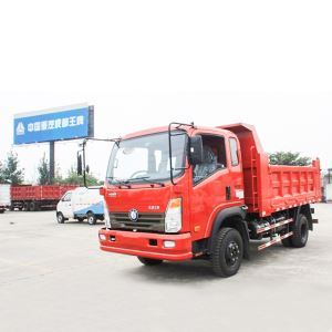 DONGENG FOTON Light 4 and 8 Ton Dump Dumper Truck