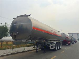 Fuel Oil Tanker Semi Trailer
