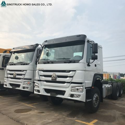 371hp 420hp Truck Head/Tractor Truck Sale To Africa