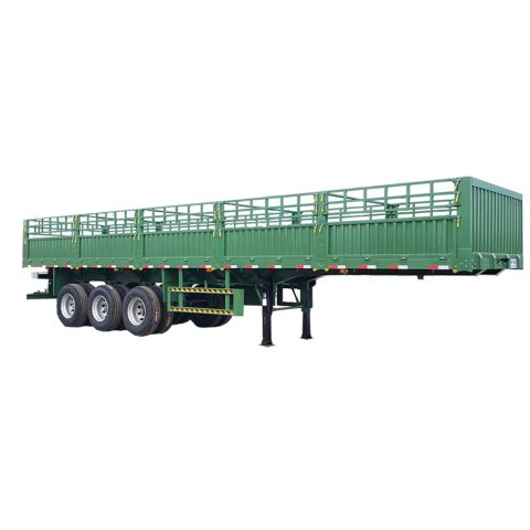 Cargo Fence Semi Trailer