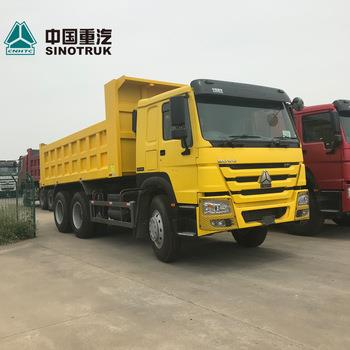 CHINA SINOTRUK HOWO Dump Tipper Truck