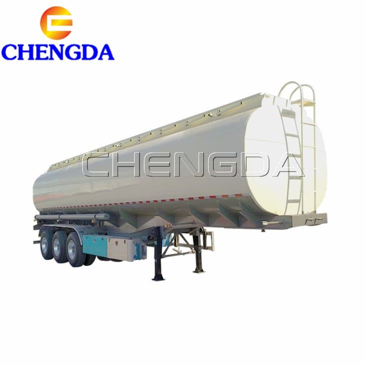 30kl 6 Compartment Fuel Tank Trailer Philippines