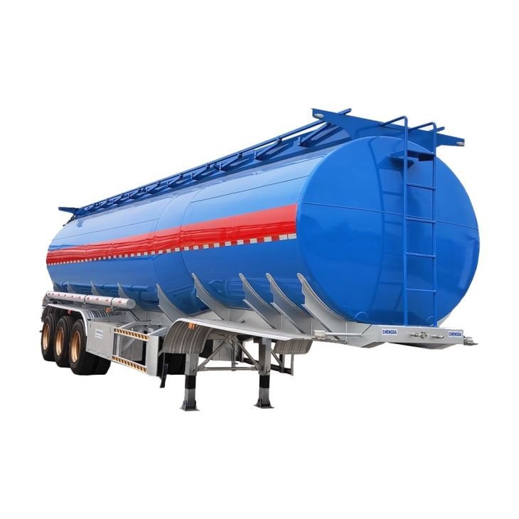 45000 Liters Fuel Tank Trailer