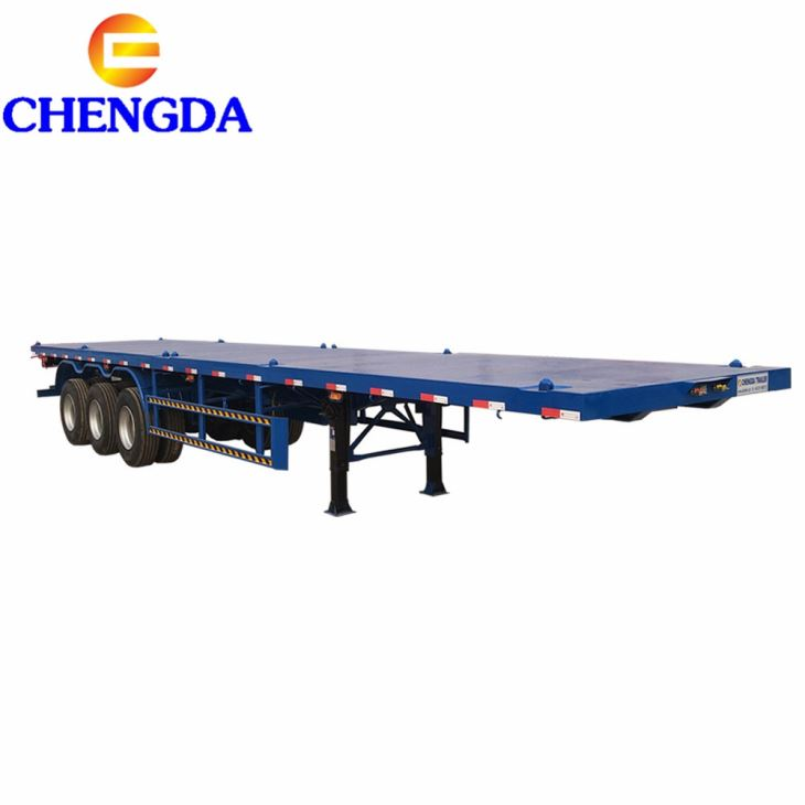 50-80 Tons Utility Trailer/ Cargo Semi-trailers