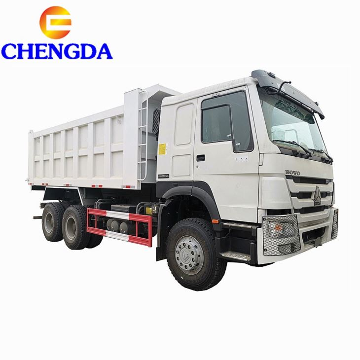 China Attractive Price Volume Optional 371HP HOWO 6*4 Dump Truck