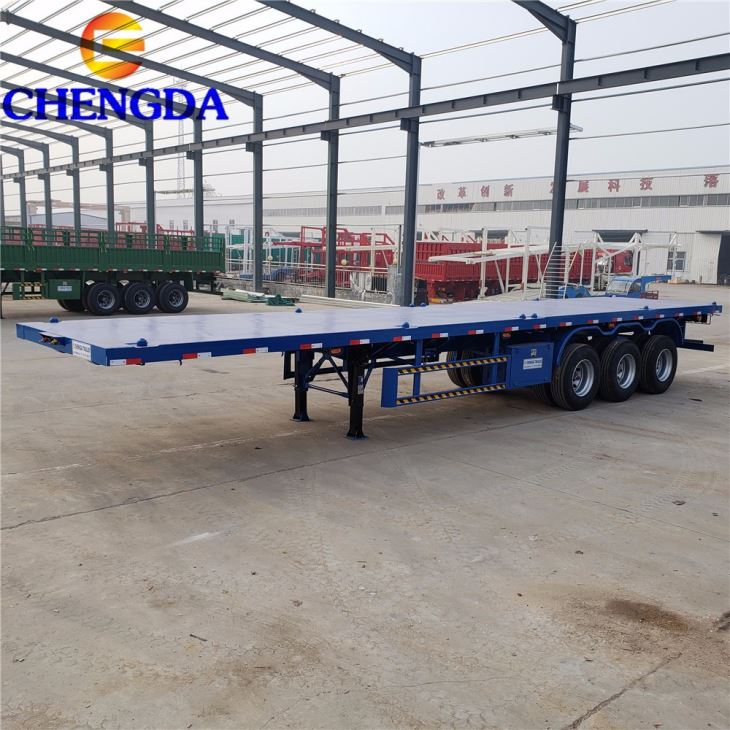 skeleton container Semi Trailer