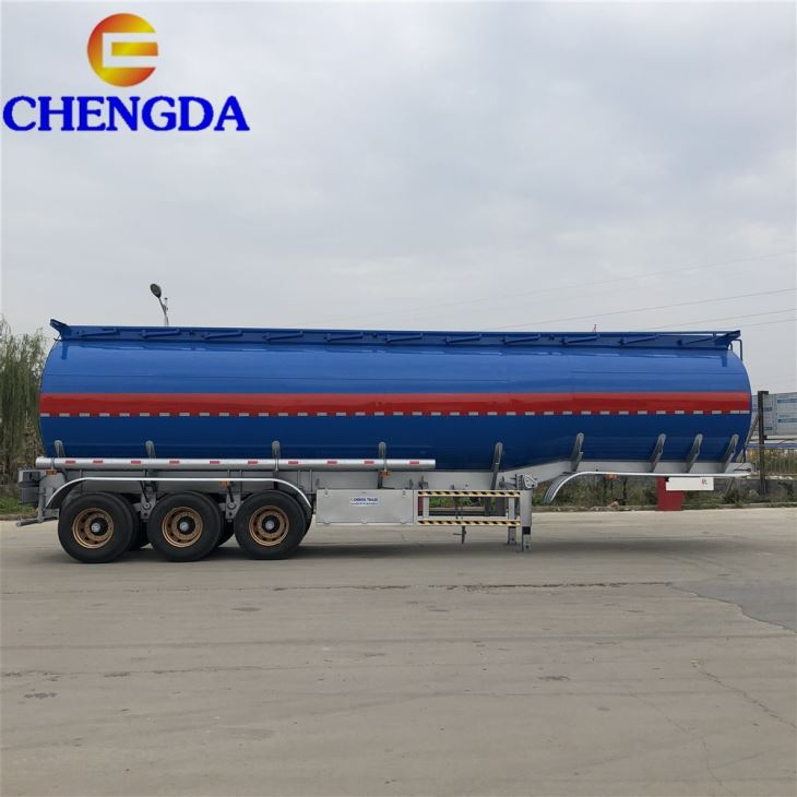 Fuel Tanker For Sale In The Philippines Oil Tanker Semi Trailer