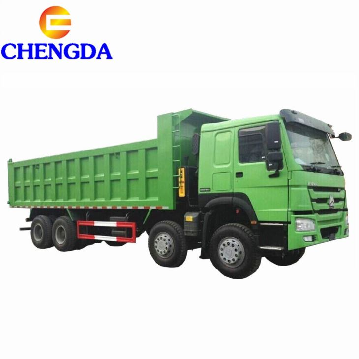 New Arrival Heavy Duty 12 Wheels Dump Truck Capacity For Sale