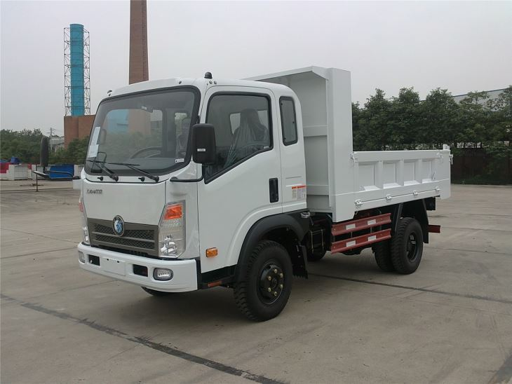Sinotruck Howo 3tons 5tons Small Dump Truck For Sale