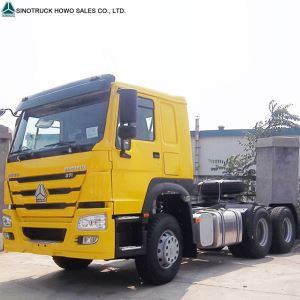10 Wheel HOWO 420hp Tractor Truck