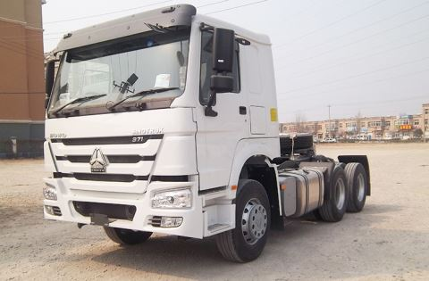 371HP 336HP HOWO SINO Truck Tractor Tow Trailer Truck