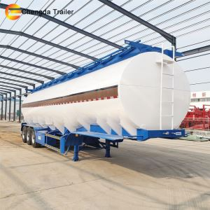 42000liters Fuel Tanker Trailer