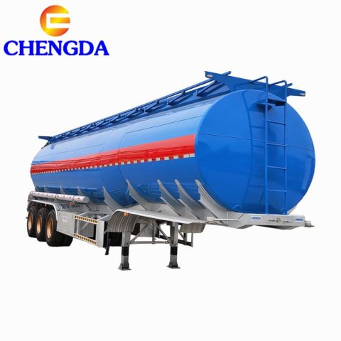 50000 Liters Fuel Tank Semi Trailer