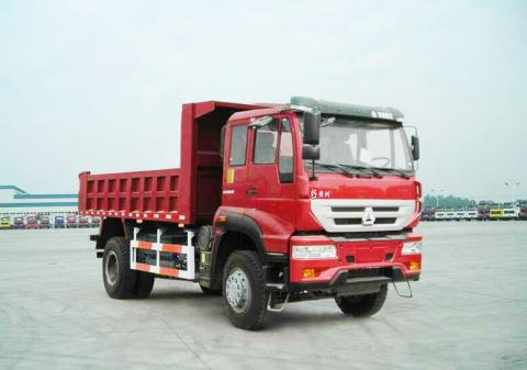Chinese 5ton 10ton 6x4 HOWO Mini Lorry Cargo Light Trucks