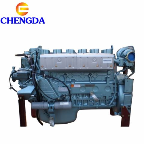 Shandong Weichai Huafeng Brand Diesel Engine For Bulk Cement Semi Trailer