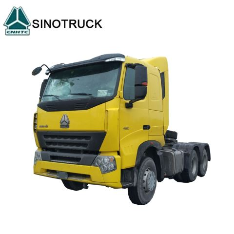 Sinotruck A7 6*4 Tractor Truck For Philippine
