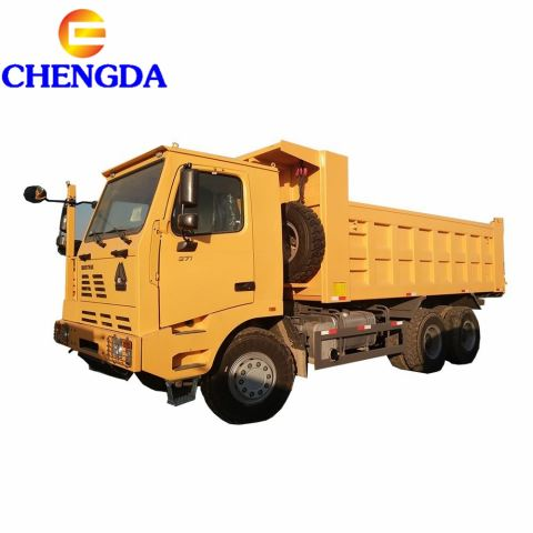 SINOTRUCK Heavy Duty Mining Dump Truck With Low Price