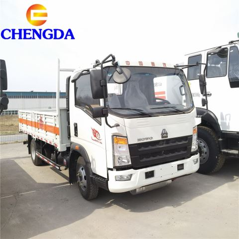 SINOTRUCK HOWO 6 WHEELS 5TON DUMP TRUCK FOR PHILIPPINES