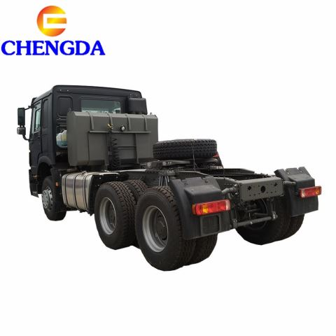 Sinotruk HOWO A7 Trailer Head 6X4 Tractor Truck For Sale