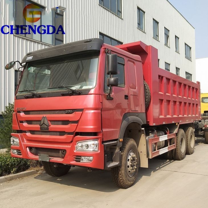 Used Dump Truck For Sale