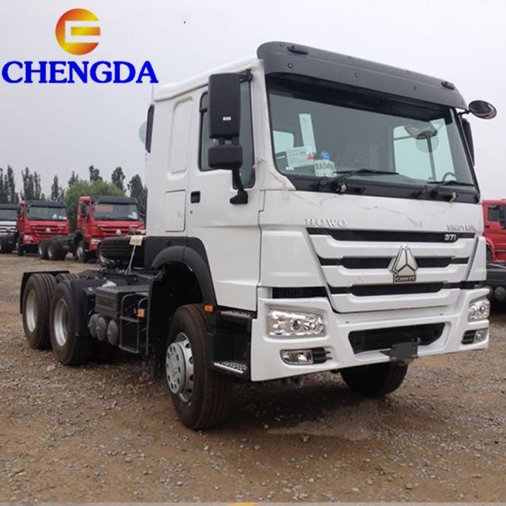 Used Second Hand 6X4 SINOTRUK HOWO 371hp Truck