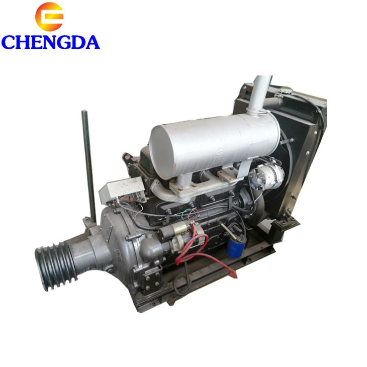 Weichai 4102 Diesel Engine For Bulk Cement Trailer