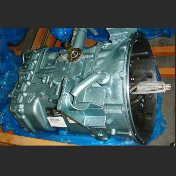 Howo 371hp Hw19710 Transmission