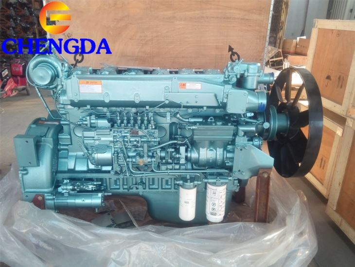 New And Used Sinotruck Howo Engine
